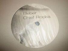 """BEBER """" CHIEF ROCKA """" BREAKBEAT 12"""" VINYL EXCELLENT 1998"""