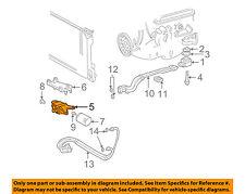 GM OEM Oil Cooler-Adapter 10236272