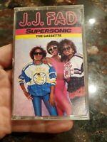 """J.J. Fad """"Supersonic"""" The Cassette - classic hip hop jams!"""