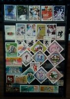 Sport Mix Lot Briefmarken Sellos Stamps Timbres