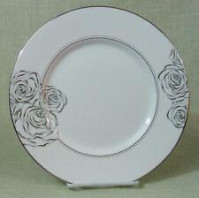 "Monique Lhuillier - Waterford - SUNDAY ROSE - SALAD or LUNCHEON PLATE - 9"" Dia."