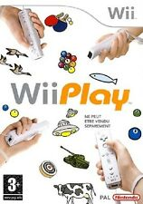 WII PLAY with card CLUB for WII