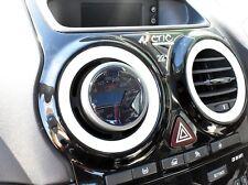 CORSA D AIR VENT GAUGE ADAPTOR 52MM VXR SRi For Boost Temperature EGT Oil Slot