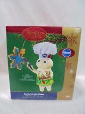 2005 Carlton Cards Santa's Little Baker The Pillsbury Doughboy - Sound