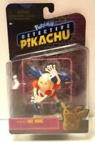 Mr Mime Pokemon Detective Pikachu Mini Figure 2019 Movie Collectible NEW Toy