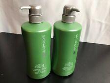 Amway Satinique 2 in 1 Shampoo+Conditioner Vitamin E  750ml Lot of 2
