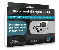 Cardo Kit Audio et Microphone pour scala rider PACKTALK et SMARTPACK (SRAK0032)