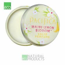 Pacifica Natural Vegan Perfume Solid Malibu Lemon