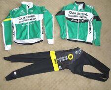 CAJA RURAL Seguros RGA Bicycle Race CYCLING JERSEY/BIB Tights/Pants ALE Italy