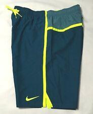 """31d8261d8b Nike 9"""" Volley Men's Swim Shorts NESS 8401 Slate Blue M L XL 2XL NWT"""