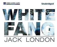 White Fang by Jack London (CD-Audio, 2013)