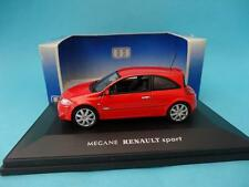 RENAULT MEGANE II RS SPORT - ORANGE - UH2050 UNIVERSAL HOBBIES - UH - 1/43 NEW