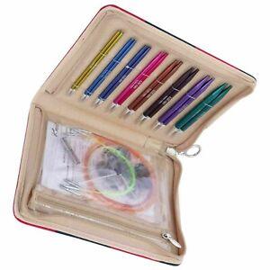 Knit Pro Zing Deluxe Interchangeable Knitting Needle Set Gift