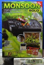 Exo Terra Monsoon Solo - High Pressure Misting System for Terrariums PT2494