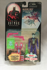 batman kenner1998, The Joker. Sous blister, Parfait état