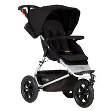 Mountain Buggy Urban Jungle black Kinderwagen Dreirad Buggy Jogger neu