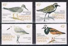 Marshall Islands postfris 1989 MNH 222-225 - Vogels / Birds (k017)