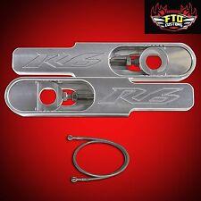 """1999 Yamaha YZF-R6 Swingarm Extensions, & 36"""" Brake Line, YZF-R6 extensions"""