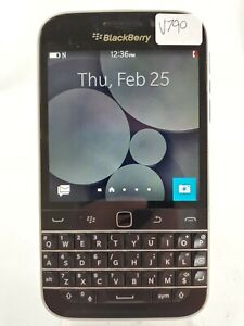 BlackBerry Classic SQC100-4 16GB AT&T ONLY Smartphone Cellphone Black V790