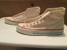 Vintage Van Doren Canvas Sneaker Hi Tops Super Rare Vans Made In Usa