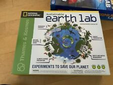 NEW SEALED National Geographic Sustainable Earth Lab Science Kit