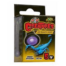 Zoo Med Creatures 5 W LED Black Light