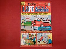 Life With Archie Comic Book #59, Archie 1967 VERY FINE/NEAR MINT