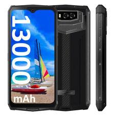 Blackview BV9100 4Go+64Go Smartphone Étanche 4G Téléphone Débloqué 13000mAh NFC