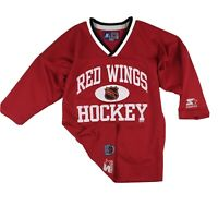 VTG Detroit Red Wings Steve Yzerman Starter Hockey Jersey #19 NHL Hockey Sz S/M
