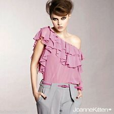 Evening, Occasion Machine Washable Solid Regular Tops & Blouses for Women