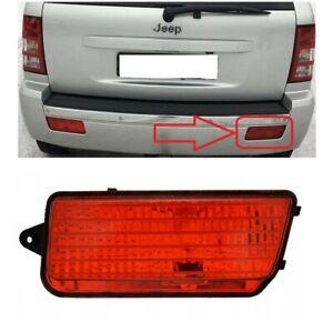 Jeep Grand Cherokee MK III 2005-2010 Rear Bumper Tail Righ Fog light Lamp RH New