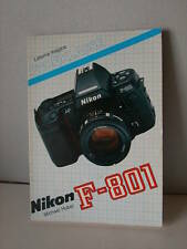 Buch Nikon F801 Laterna Magica