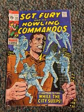 Sgt. Fury and His Howling Commandos #69 (Marvel Comics; Aug, 1969)