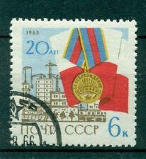 Russie - USSR 1965 - Michel n.3068 - 20e anniversaire libération Varsovie