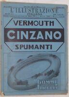 L'ILLUSTRAZIONE ITALIANA 15 AGOSTO 1920 UCRAINA ARCHITETTURA BUENOS AIRES BIELLA