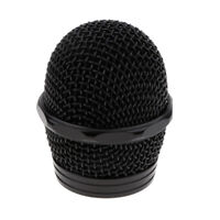 1pc Microphone Ball Head Grille Fits Shure SM58 Beta58 Microphone 65x55mm