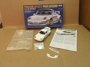 Tamiya Porsche 911 GT2 Road Version (#24247)