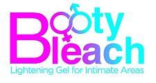 Booty Bleach - Anal Bleach- Skin Lightening Whitening Gel for Intimate Areas-