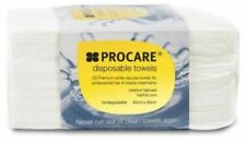 Procare Disposable White Towels (50)