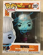 Ian Sinclair Signed Autographed Whis Funko Pop Dragon Ball Z JSA WITNESS COA 6
