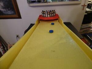 Vintage Remco 1990 Teenage Mutant Ninja Turtles Poppin' Pin Bowling Game