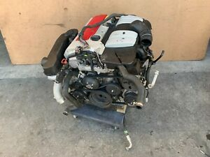 2.3 LITER SUPERCHARGER ENGINE MOTOR ASSEMBLY OEM 01-04 MERCEDES SLK230 C230 92K!