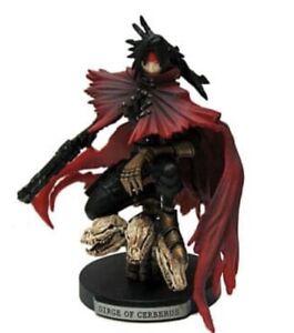 New Final Fantasy 7 10th Anniv Trading Arts Mini Vincent Valentine Figure