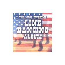 Various Artists - The Most Awesome Line Dancing Album - Various Artists CD ITVG