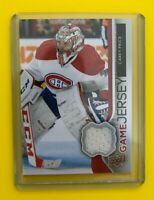 Carey Price - 2014-15 UD Series 1 one jersey Montreal Canadiens