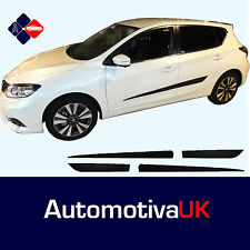 fits Nissan Pulsar C13 Rubbing Strips|Door Protectors |Side Protection Mouldings