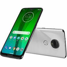 "Motorola Moto G7 Xt1962-4 Dual (Factory Unlocked) 6.2"" 64Gb 4Gb Ram White"
