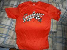 Greensboro Grasshoppers orange jersey #18 youth sz M-Y  - DSCN2577