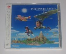 Pilotwings Resort Wii Official Club Nintendo Soundtrack Platinum Japan Limited