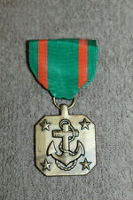 Original U.S. Navy & U.S. Marine Corps Achievement Medal w/Ribbon, Pin Back